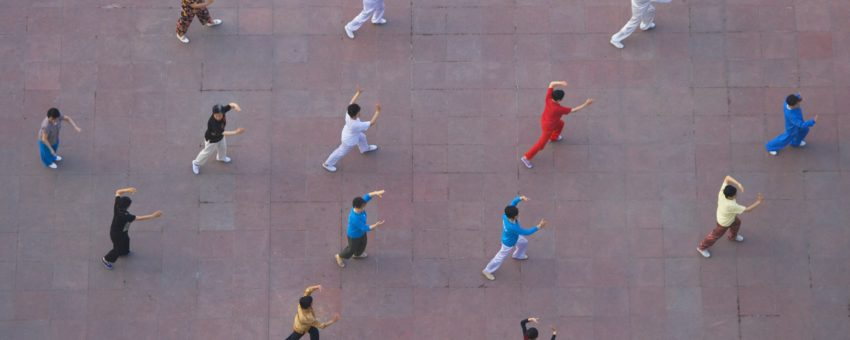 Tai Chi May Be As Good As Exercise for Treating Chronic Pain | Time